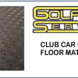Club Car DS Floor Mat
