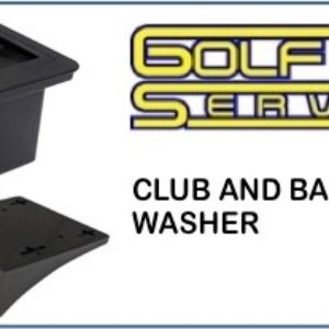 Club and Ball Washer