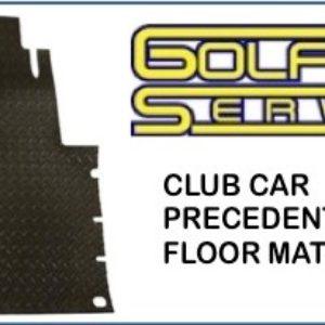 Club Car Precedent Floor Mat