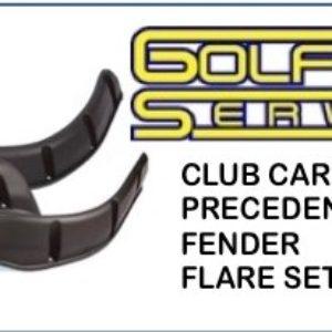 Club Car Precedent Fender Flare Set
