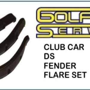Club Car DS Fender Flare Set